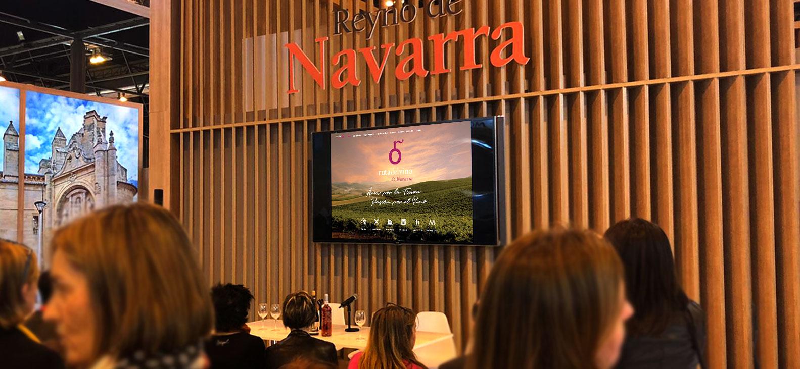 Empresa de publicidad y marketing especializada en el mundo del vino, de las bodegas y del turismo rural y sostenible. Localizada en Navarra Pamplona- Rutal del Vino de Navarra.